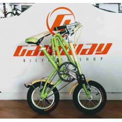 12 INCH LIGHT WEIGHT FOLDING BIKE