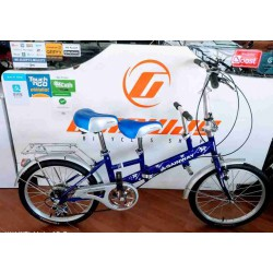 20 INCH 6 SPEED GEAR FOLDING BIKE