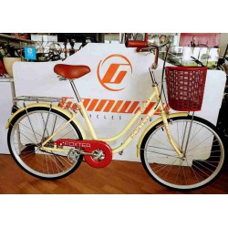FOXTER 24 INCH CRUISER CITY BIKE