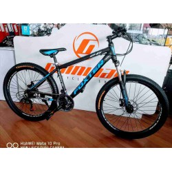 FOXTER 27.5 ALLOY MTB SHIMANO GEAR DISC BIKE
