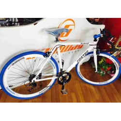 FOXTER ALLOY SHIMANO 14SPEED GEAR ROAD BIKE