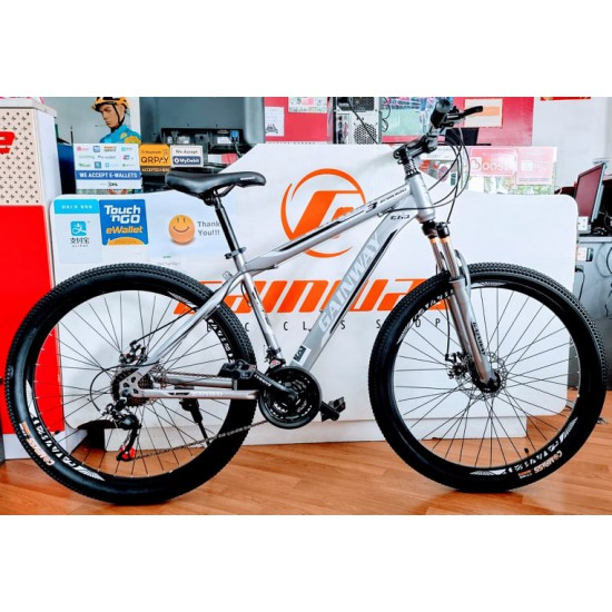 27.5 MTB 24 Speed Disc Brake Gear Bike