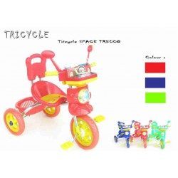 TRICYCLE SPACE MUSIC (BLUE)