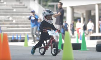 Foxter Push Bike Fun Race 2019